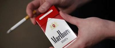 Marlboro-Zigaretten: Marke von Philip Morris Foto: picture alliance / AP Photo