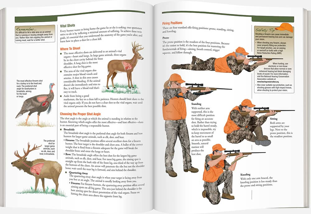 Hunting Safety Worksheet