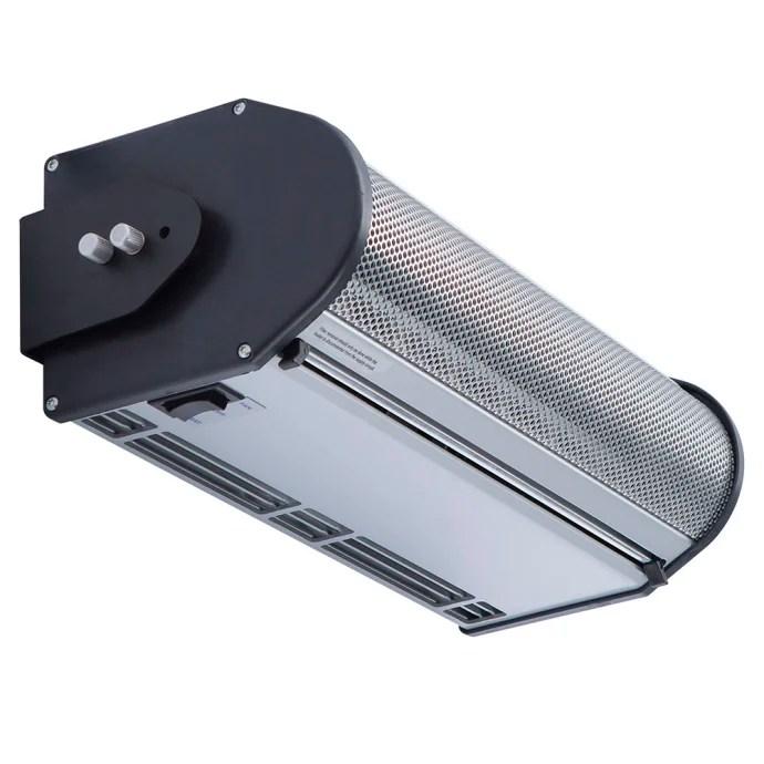 berner dtu03 2026aa 26 unheated drive thru air curtain 1 speed aluminum 120v