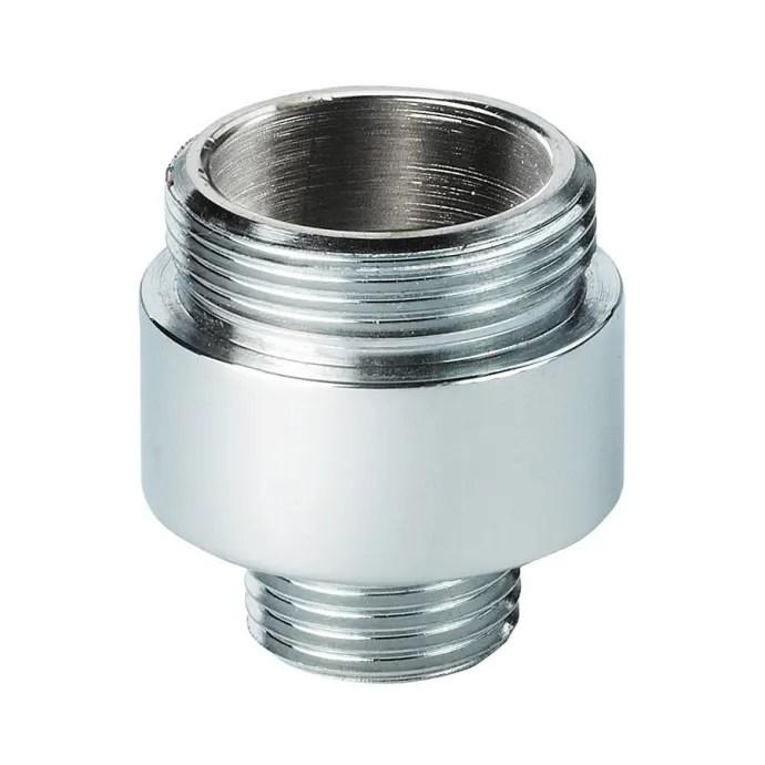 krowne 21 110l low lead spout on pre rinse body adapter allows faucet conversion