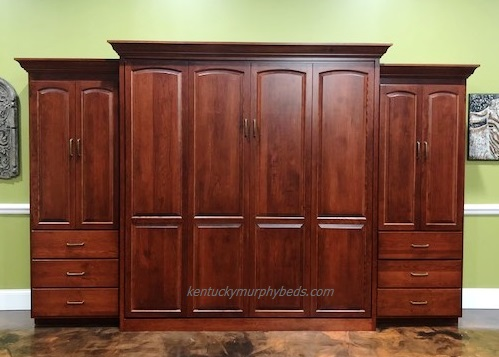 Murphy bed, king size 89 inches tall