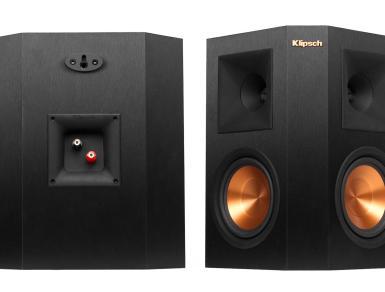 Klipsch Reference Premiere Center Surround Sound Speakers Design