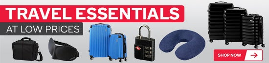 Shop our entire range of luggage here