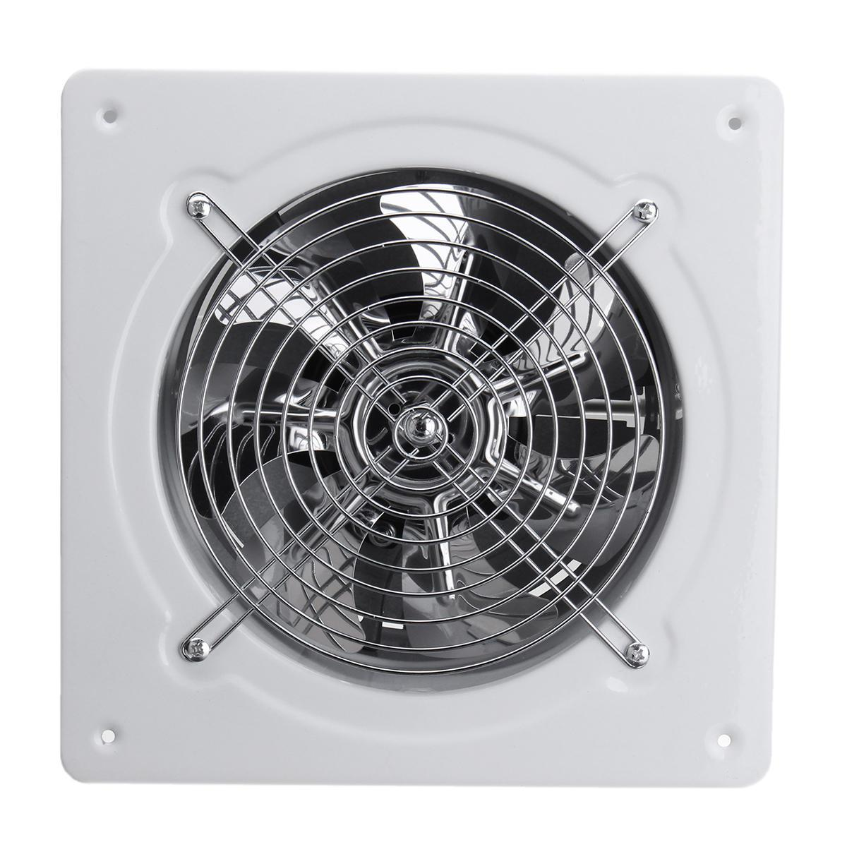 20w 4inch inline duct booster fan exhaust blower air ventilation fan vent