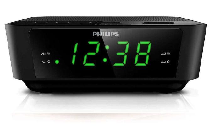 Aj3116 79 24h Led Fm Clock Radio