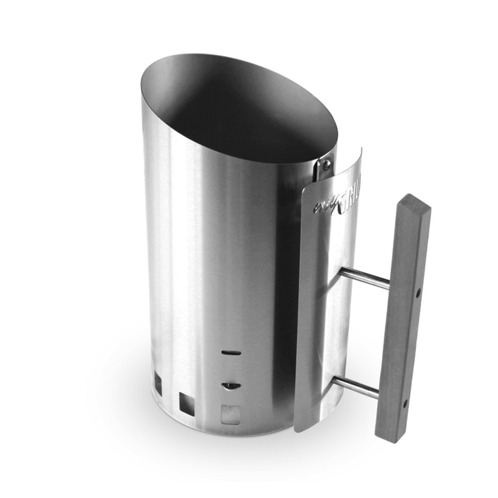 mygrill stainless steel charcoal chimney starter