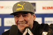 Maradona: Sampaoli Tidak Lebih Baik dari Bauza