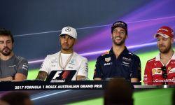 Ricciardo Ingin Balapan Di Vegas, Hamilton Ingin Banyak Perempuan