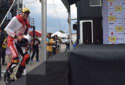 Finis Di Urutan Ketiga, Irfan Ardiansyah Cicipi Podium Perdana ARRC