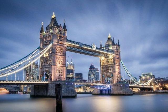 8 Fakta Unik London Bridge, Ikon Ibu Kota Inggris oleh ...