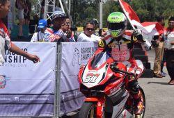 Juara Lagi, Gerry Salim Sapu Bersih Balapan Di Johor