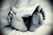 Mayat Perempuan Ditemukan di Semak-semak Perbukitan Sukabumi
