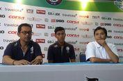 Gelandang Muda Arema FC Bakal Dipasang Jadi Bek Tengah