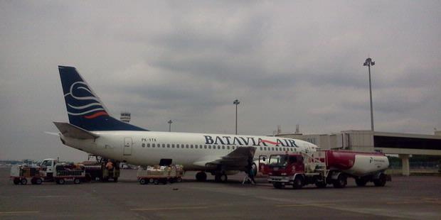 Sudah 1.400 Penumpang Batavia Air di Balikpapan Didata