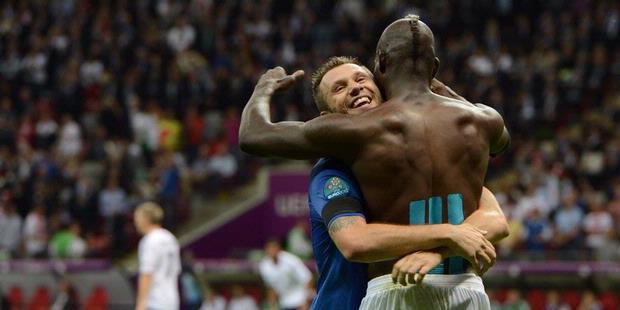 Jerman vs Italia 29 Juni 2012