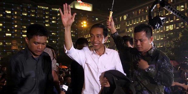 Jokowi Wali Kota Terbaik Ketiga Sedunia