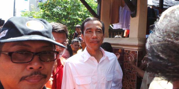Jokowi Apresiasi Relawan Penggerak Kerja Bakti