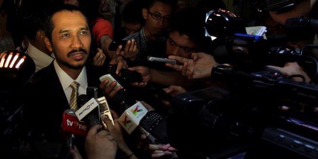 KPK Diminta Tak Terpengaruh Arus Politik