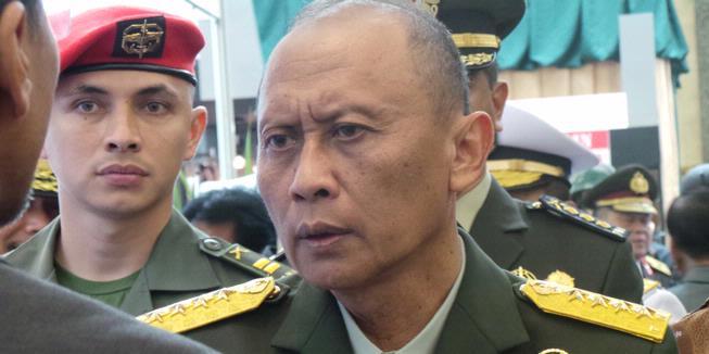 KSAD TNI Jamin Tak Ada Kudeta SBY