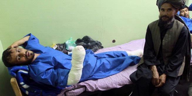 Taliban Potong Tangan dan Kaki Dua Pemuda Afganistan