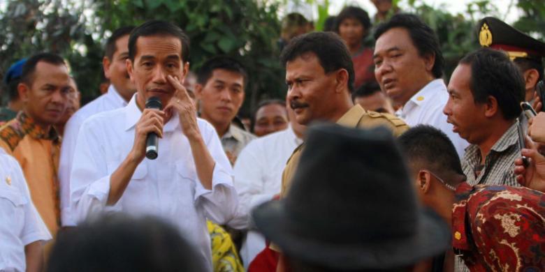Jokowi: Jadi Siapa yang Harus Saya Marahi?