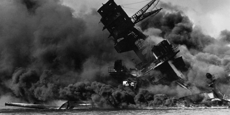 Apakah AS Sengaja Biarkan Jepang Serang Pearl Harbor?