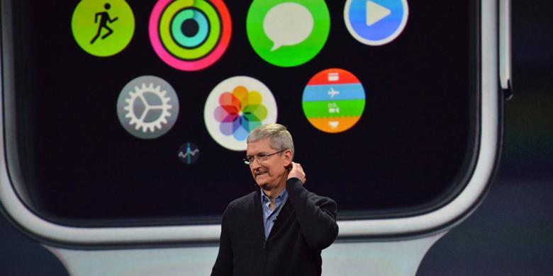 Bos Apple Buka Borok Jam Pintar Android