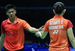 Indonesia Pastikan Satu Tempat Pada Semifinal Ganda Campuran