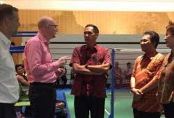 PBSI Dan Badminton Australia Jalin Kerja Sama