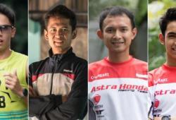 4 Pebalap Muda Indonesia Bersaing Di CEV International Championship