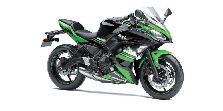 Kawasaki Ninja 650 Terbaru Lahir Di Jerman