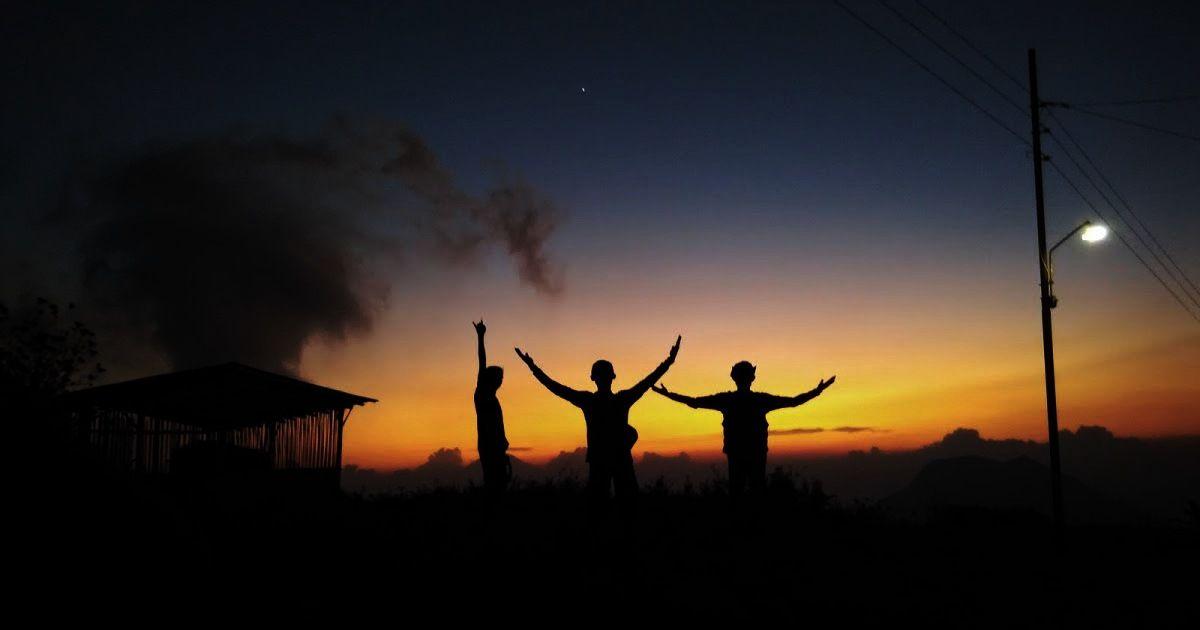 Foto Artikel Santri Ambyar Yang Bingung Menyambut Malam Tahun