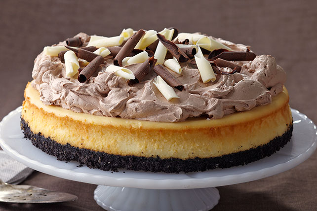 Philadelphia Triple Chocolate Cheesecake Kraft Recipes