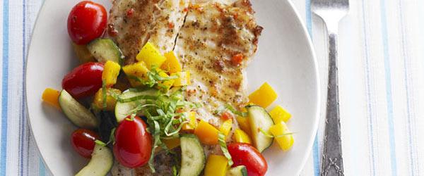 nos meilleures recettes pour le poisson et les fruits de mer poelee de poisson rapide