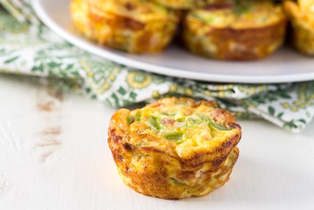 Crustless Mini Quiche Recipe - Kraft Recipes
