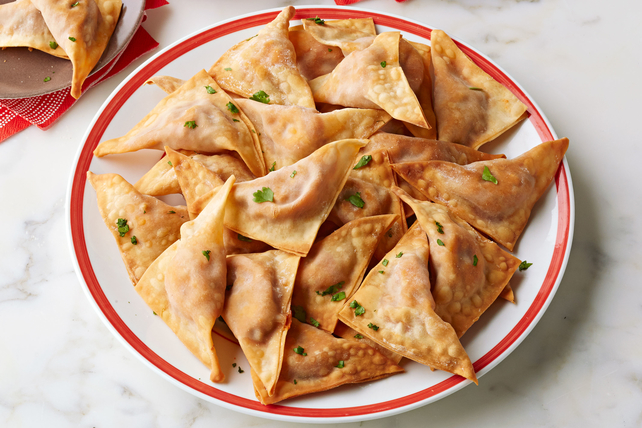 Mexican Appetizers Wonton Wrappers Using