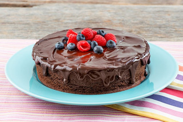 Image result for dark chocolate cake