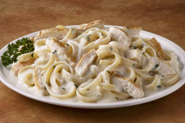 Fettuccine Chicken Alfredo Recipe Kraft Canada
