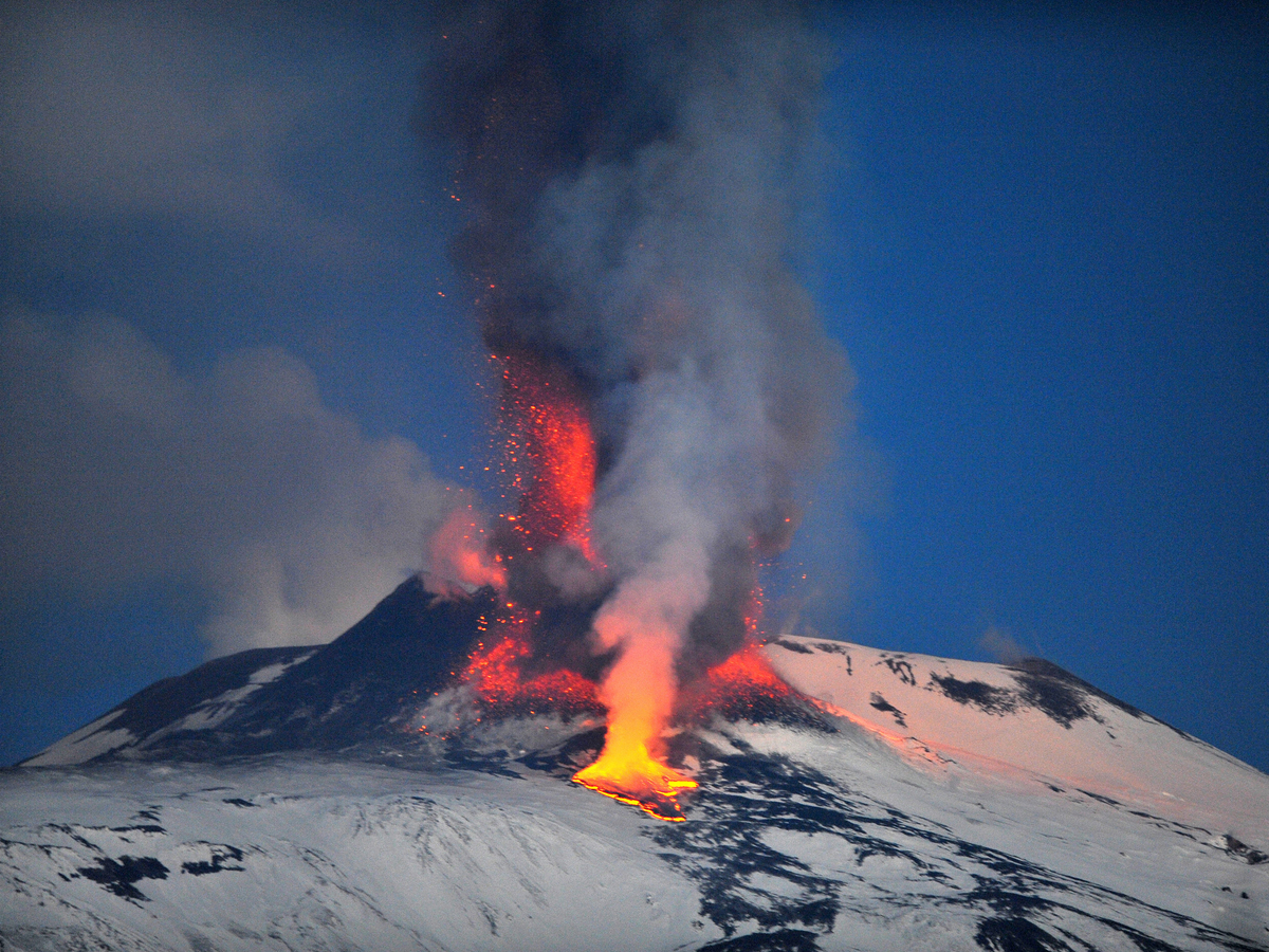 Song of Ice and Fire: Active Volcano Found Benea | Earth And The Environment