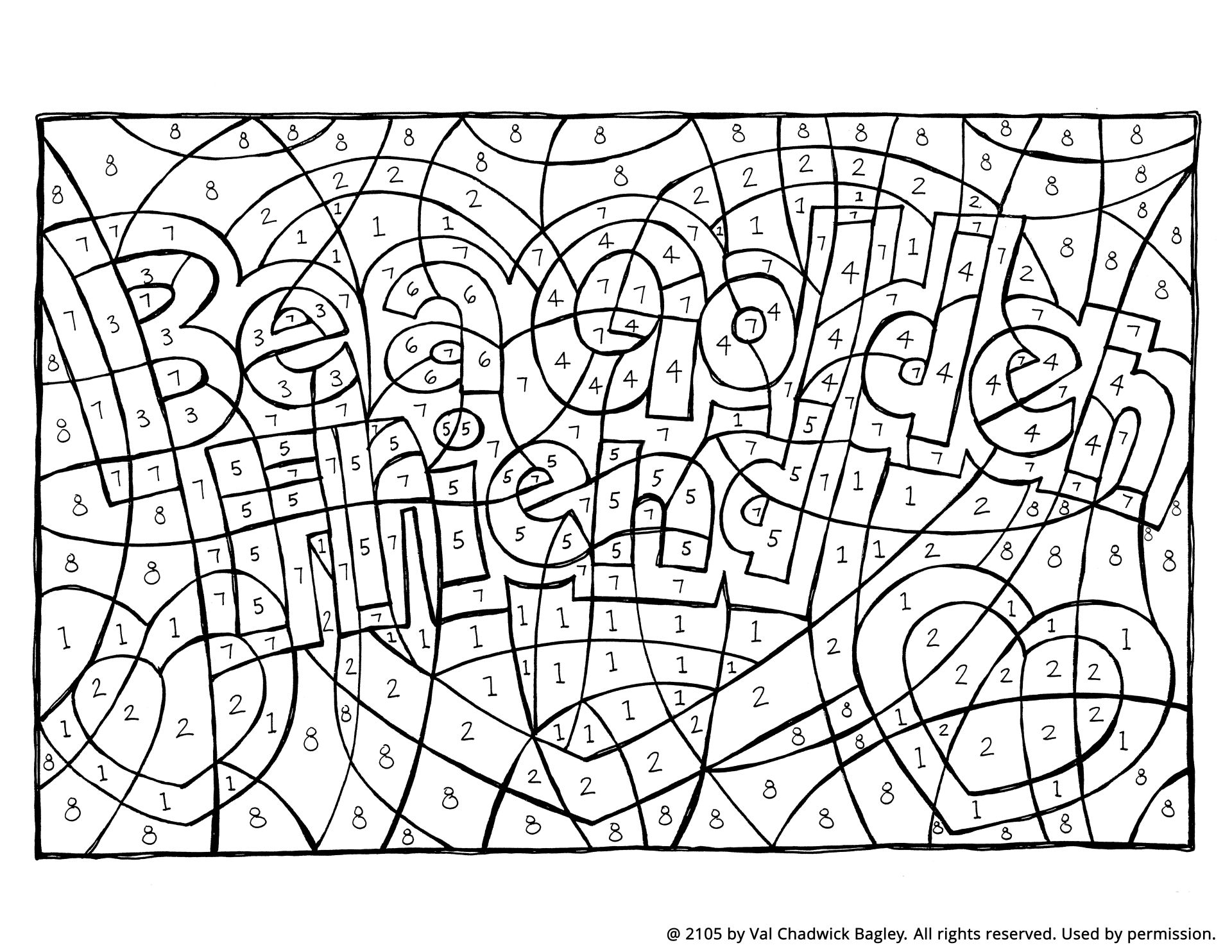 Coloring Pages General