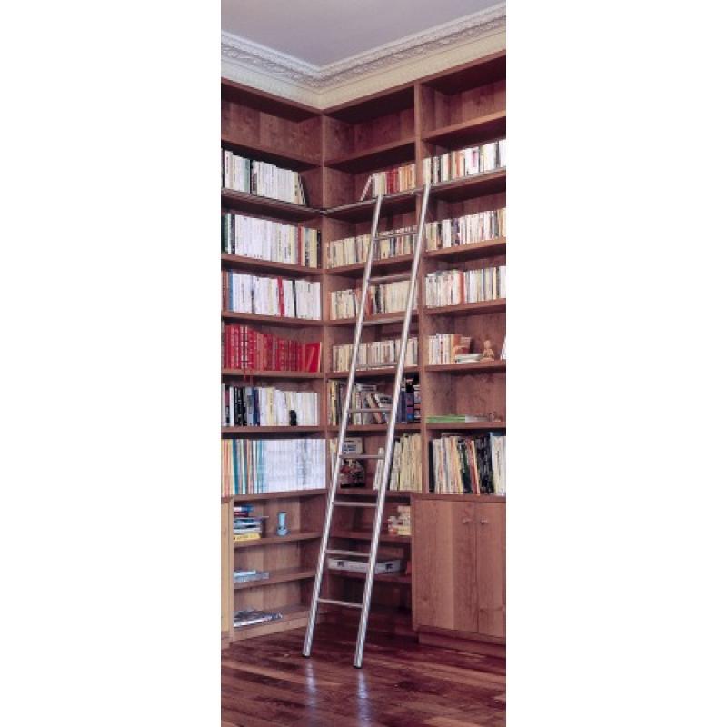 echelles de bibliotheque montants