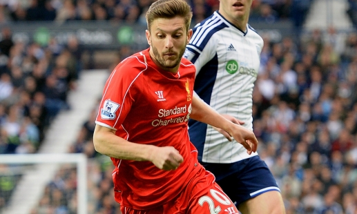 Lallana: We won't give up the chase
