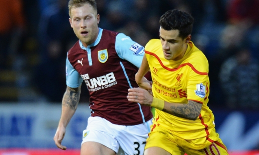 Liverpool v Burnley: The key numbers