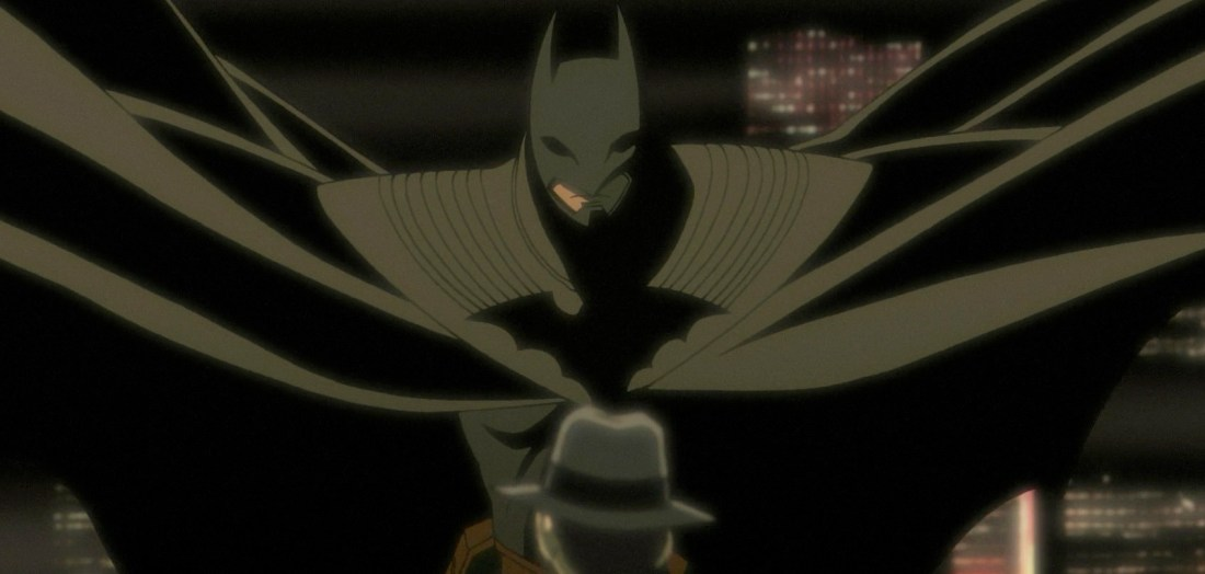 Gotham Knight Segment 3: Bat Beak