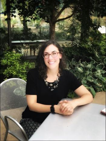 Kate Swanson, Manager of Family and Studio Programming