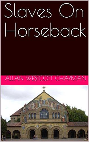 Slaves On Horseback Cover