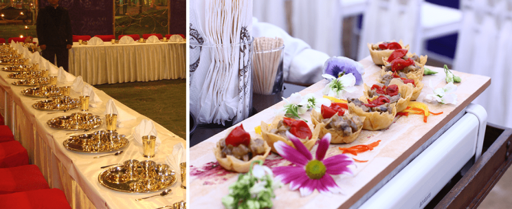 Best Caterers in Delhi, Top Catering Services in Delhi | Cuisines and  Concepts