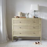 Willow Chest Of Drawers Rattan Bedroom Drawers Loaf