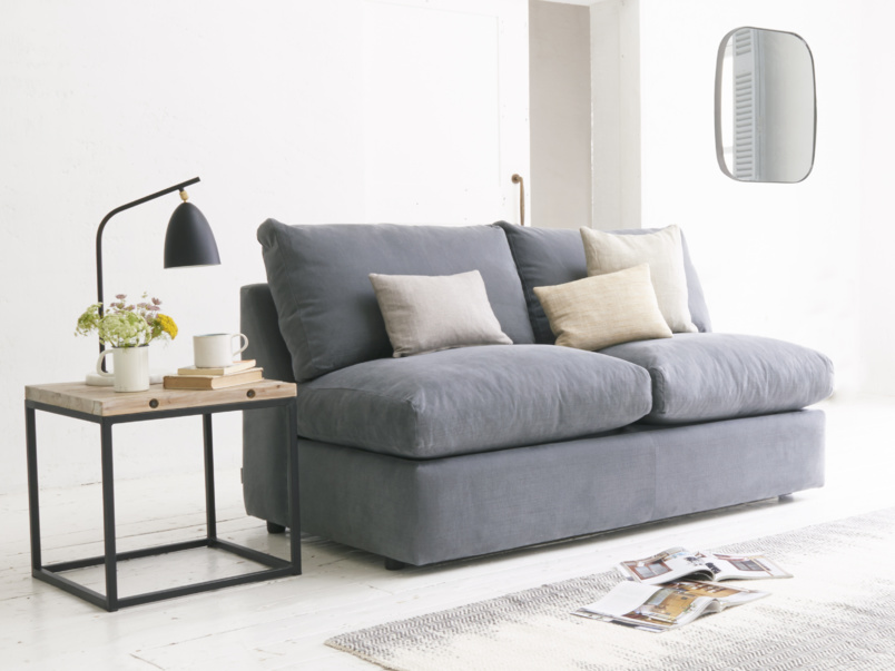 chatnap sofa bed in thatch house fabric