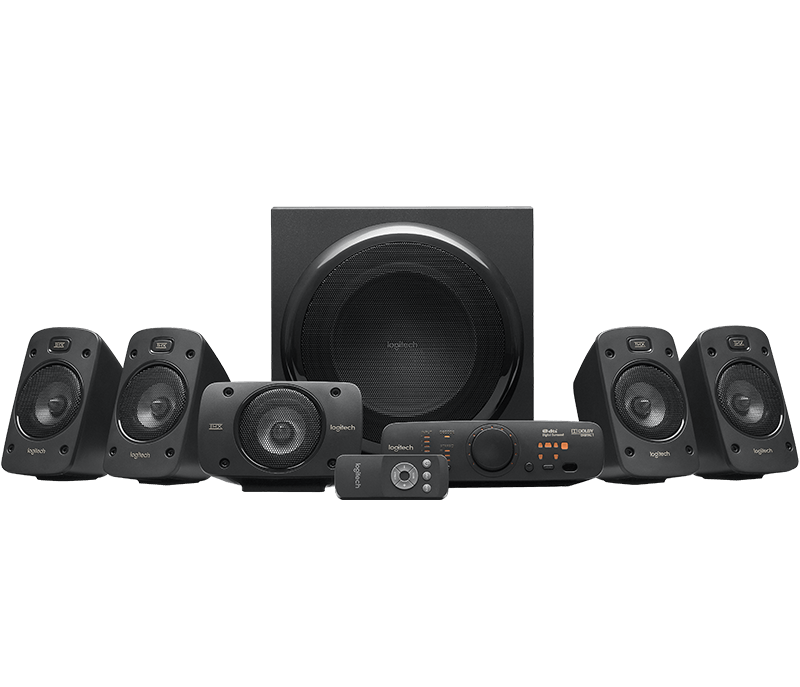 Rca 5 1 Surround Sound Home Theater System